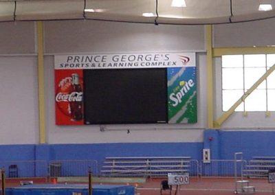 Sports Complex Score Board